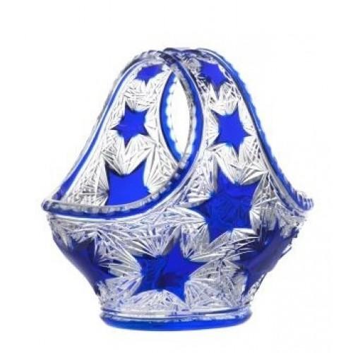 Kosz Stella, kolor niebieski, średnica 255 mm