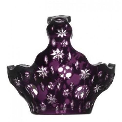 Kosz Lira, kolor fioletowy, średnica 150 mm