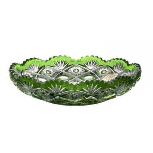 Talerzyk Daniel, kolor zielony, średnica 145 mm