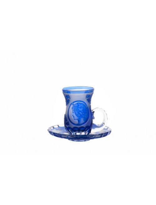 Zestaw Mucha 2+2, kolor niebieski, objętość 100 ml