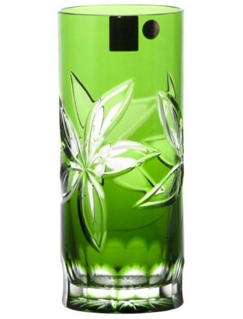 Szklanka Linda, kolor zielony, objętość 350 ml