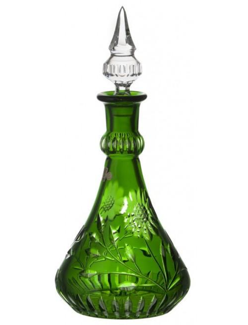 Butelka Ogród, kolor zielony, objętość 1300 ml
