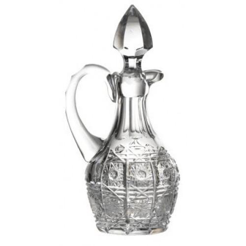 Karafka 500PK, szkło kryształowe bezbarwne, objętość 50 ml