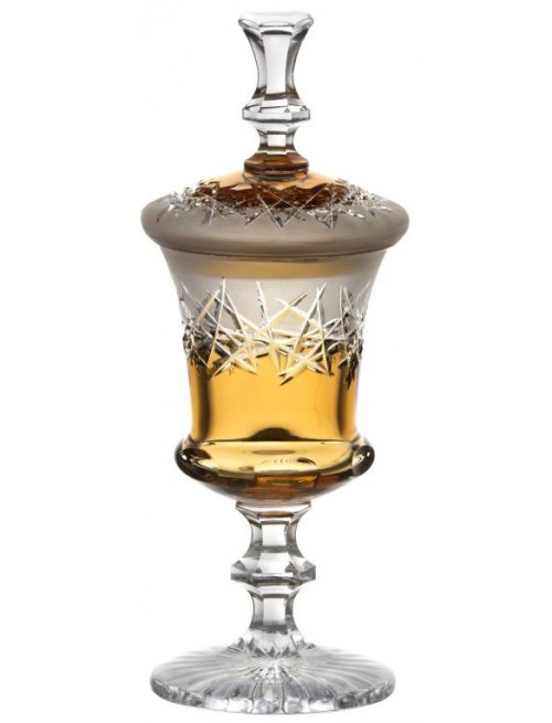 Puchar Szron, kolor fioletowy, wysokość 395 mm
