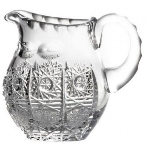 Dzbanek 500PK, szkło kryształowe bezbarwne, objętość 150 ml