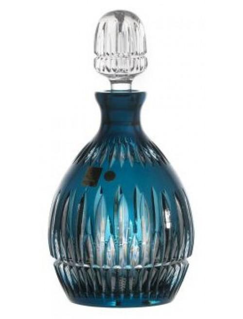 Butelka Cierń, kolor turkusowy, objętość 700 ml