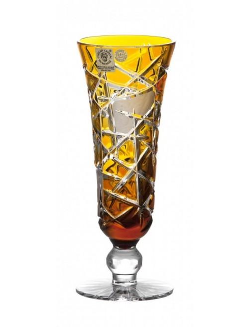 Kieliszek do wina Mars, kolor bursztynowy, objętość 150 ml