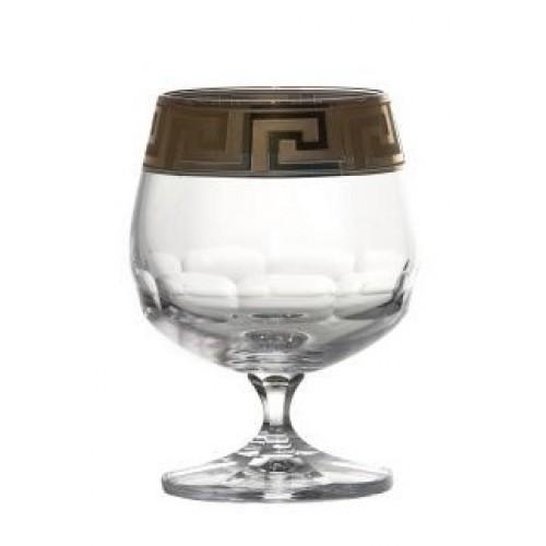 Kieliszek do brandy emalia, szkło kryształowe bezbarwne, objętość 250 ml