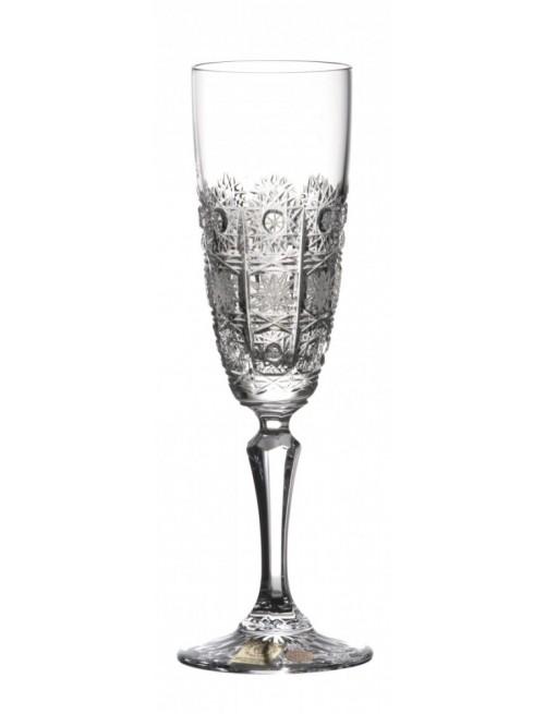 Lampka Chamberly, szkło kryształowe bezbarwne, objętość 150 ml