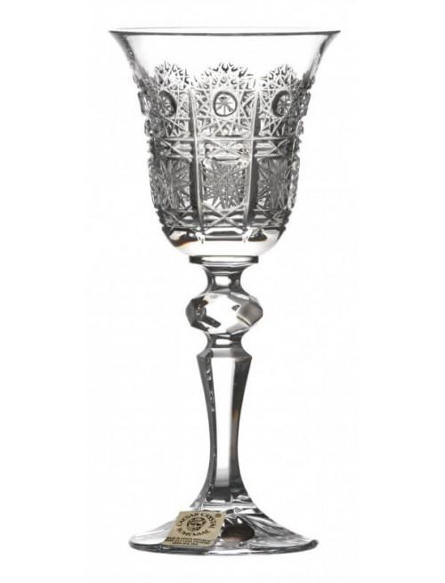 Szklanka Laura, szkło kryształowe bezbarwne, objętość 60 ml