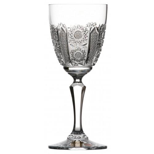 Kieliszek do wina Irys, szkło kryształowe bezbarwne, objętość 170 ml
