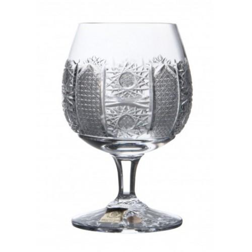 Kieliszek do brandy Richmond Irys, szkło kryształowe bezbarwne, objętość 250 ml