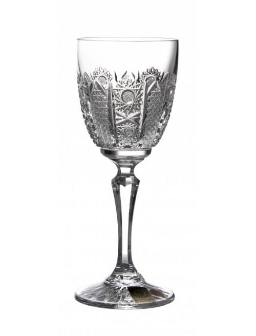 Kieliszek do wina Chamberly, szkło kryształowe bezbarwne, objętość 140 ml
