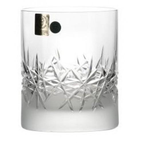 Szklanka Szron, szkło kryształowe bezbarwne, objętość 320 ml