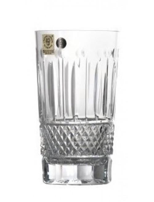 Szklanka Tomy, szkło kryształowe bezbarwne, objętość 320 ml
