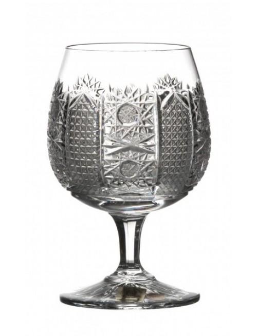 Kieliszek do brandy Richmond 500PK, szkło kryształowe bezbarwne, objętość 250 ml