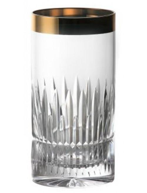 Szklanka Cierń, szkło kryształowe bezbarwne, objętość 350 ml
