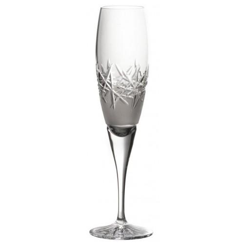Lampka Szron, szkło kryształowe bezbarwne, objętość 200 ml