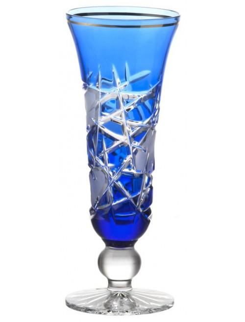 Lampka Mars, kolor niebieski, objętość 150 ml