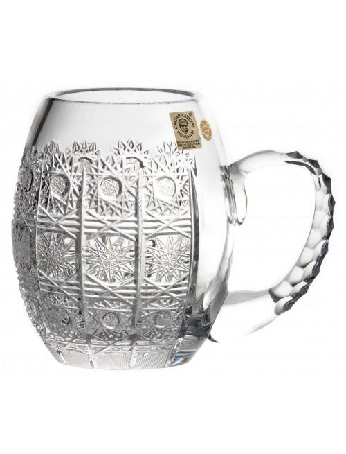 Szklanka 500PK, szkło kryształowe bezbarwne, objętość 300 ml