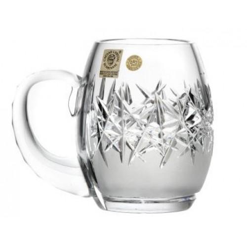 Szklanka Szron, szkło kryształowe bezbarwne, objętość 300 ml