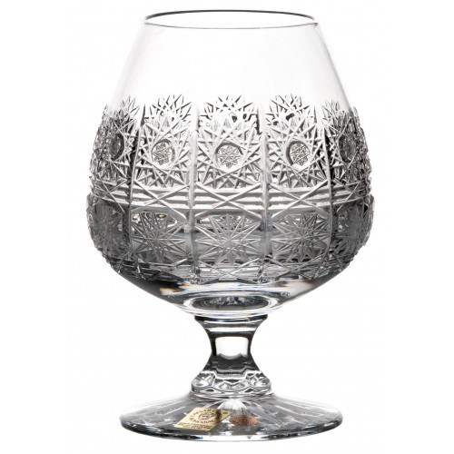 Szklanka brendy, szkło kryształowe bezbarwne, objętość 380 ml