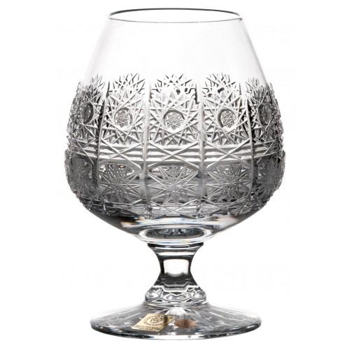 Kieliszek do brandy 500PK, szkło kryształowe bezbarwne, objętość 380 ml