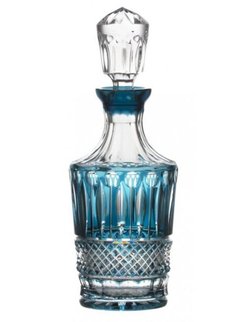 Butelka Tomy, kolor turkusowy, objętość 600 ml