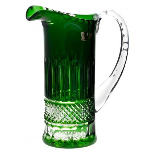 Dzbanek Tomy, kolor zielony, objętość 1200 ml