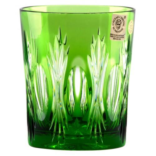 Szklanka Dmuchawiec, kolor zielony, objętość 290 ml