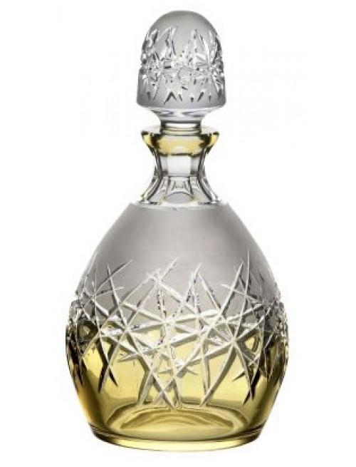 Butelka Szron, kolor bursztynowy, objętość 700 ml