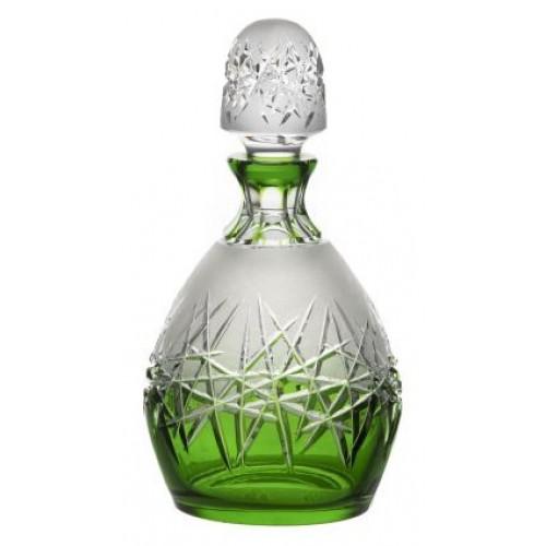 Butelka Szron, kolor zielony, objętość 700 ml