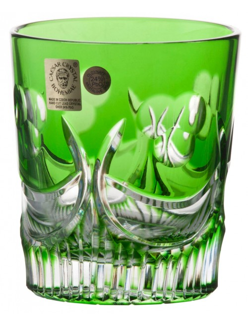 Szklanka Diadem, kolor zielony, objętość 290 ml