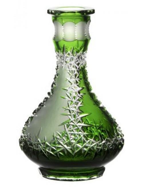 Fajka wodna Szron, kolor zielony, wysokość 265 mm