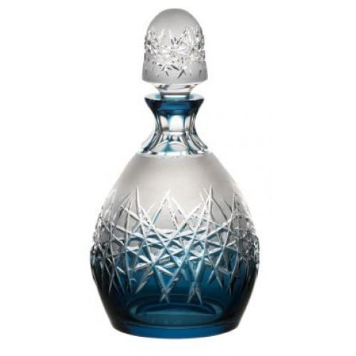 Butelka Szron, kolor turkusowy, objętość 700 ml