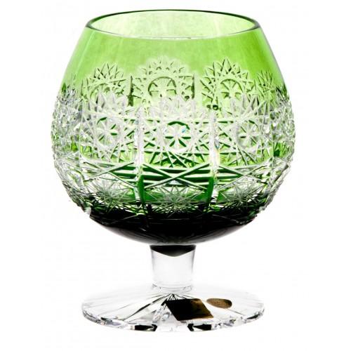 Kieliszek do brandy Paula, kolor zielony, objętość 300 ml