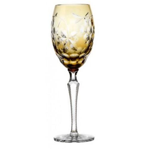 Kieliszek do wina Winogrona, kolor bursztynowy, objętość 280 ml