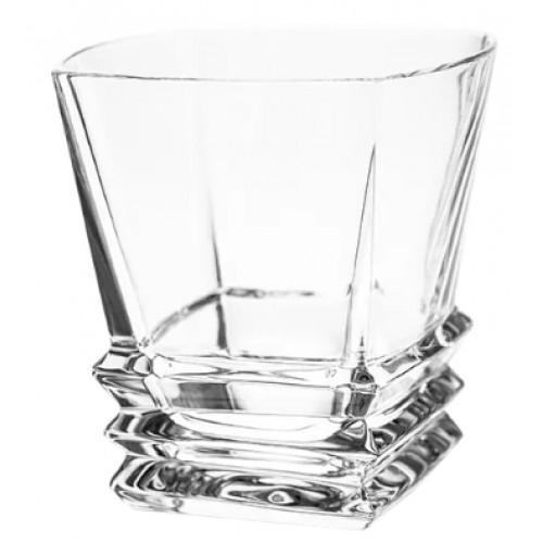 Szklanka Rocky, szkło kryształowe bezbarwne, objętość 310 ml