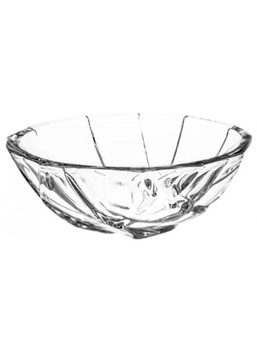Miseczka Crack, szkło kryształowe bezbarwne, średnica 111 mm