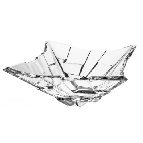 Półmisek Sydney, szkło kryształowe bezbarwne, średnica 260 mm