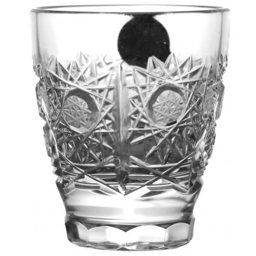 Likierówka 500PK, szkło kryształowe bezbarwne, objętość 35 ml