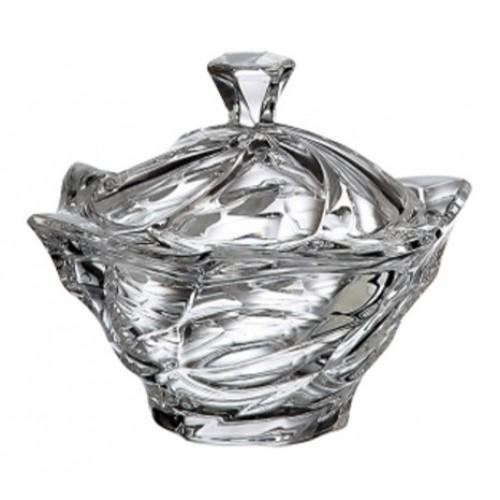 Bomboniera Flamenco, Szkło bezołowiowe - crystalite, średnica 130 mm