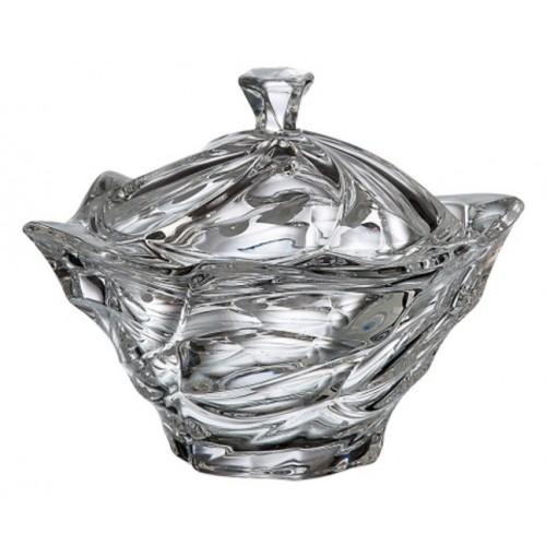 Bomboniera Flamenco, Szkło bezołowiowe - crystalite, średnica 205 mm