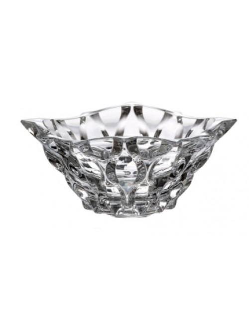 Półmisek Samba, Szkło bezołowiowe - crystalite, średnica 210 mm