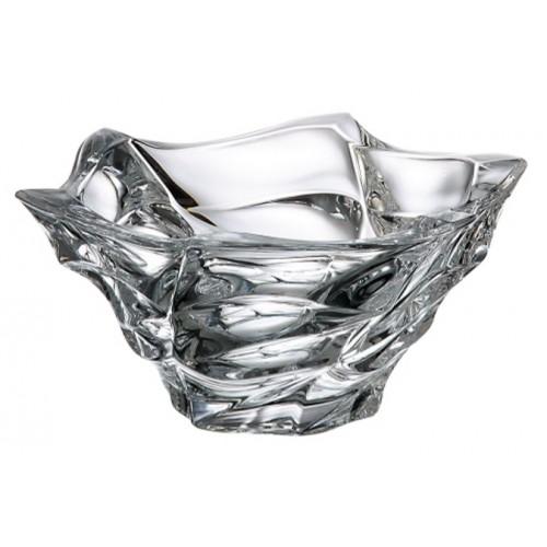 Półmisek Flamenco, Szkło bezołowiowe - crystalite, średnica 205 mm