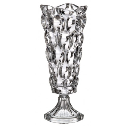 Wazon Samba, Szkło bezołowiowe - crystalite, wysokość 405 mm