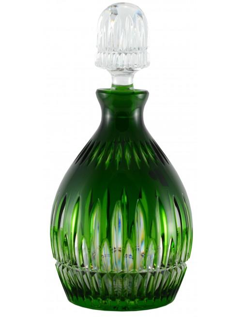 Butelka Cierń, kolor zielony, objętość 700 ml