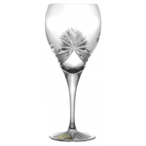 Kieliszek do wina Girlanda, szkło kryształowe bezbarwne, objętość 420 ml