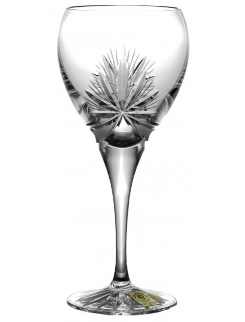 Kieliszek do wina Girlanda, szkło kryształowe bezbarwne, objętość 270 ml