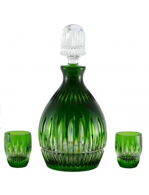 Zestaw Cierń 1+2, kolor zielony, objętość 700 ml + 50 ml